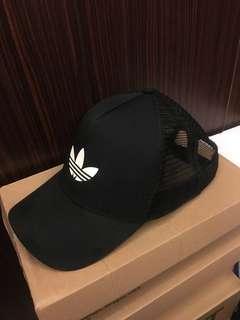 愛迪達三葉草帽子網帽adidas originals英國🇬🇧公司貨