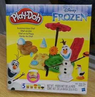 Playdoh : Frozen / Olaf