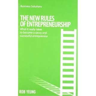 The New Rules of Entrepreneurship book