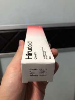 🚚 Hirudoid 40g (2 tubes)