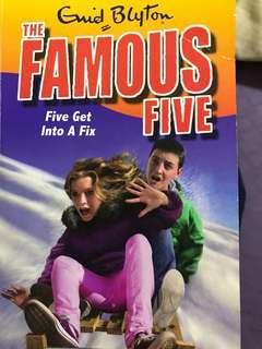 🚚 Famous Five