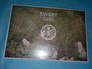 "全新未開封 B1A4 ""Sweet Girl"" CD"