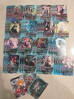 🚚 Buddyfight deck Mystic Knights