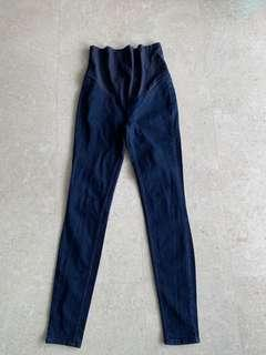 🚚 H&M Mama Maternity Denim Pants/ Slim Fit Jeans