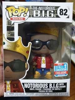 Funko Pop NYCC Notorious Big