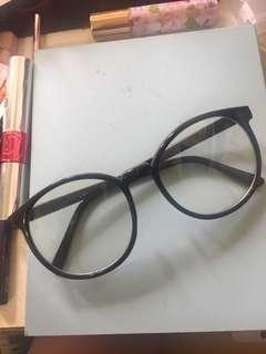 🚚 平光防風造型眼鏡