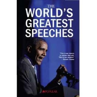 The World's Greatest Speeches book