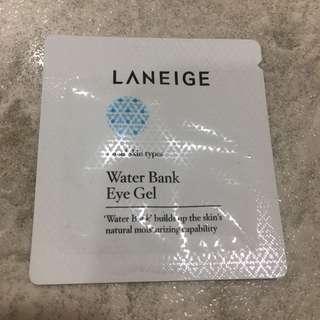 🚚 Laneige Water Bank Eye Gel