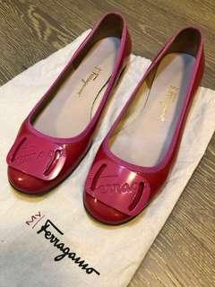 Ferragamo Shoes with bag