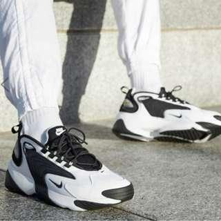 (Pre Order) Nike Zoom 2K trainers in Black