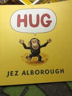 🚚 抱抱Hug英文版 平裝本