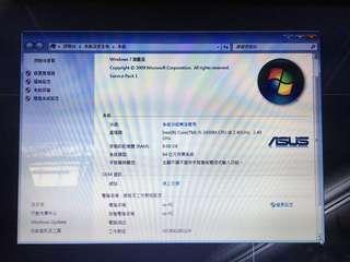 🚚 Asus筆電。i5 CPU 8G 記憶體 可打LOL