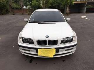 寶馬 BMW E46 318