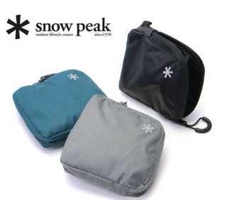 Snow Peak 露營輕量銀包