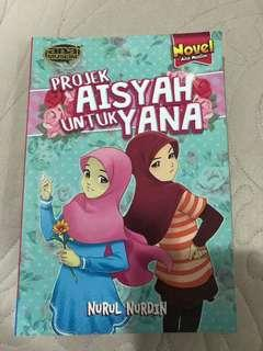 Buku Ana Muslim