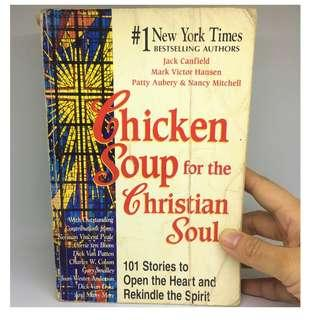 #jumat80 Chicken Soup for the Christian Soul Stories to Open the Heart and Rekindle the Spirit (Chicken Soup for the Soul)
