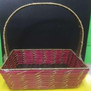 Auspicious Red & Gold Hamper