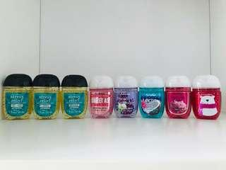 Bath and body works Anti bacterial hand gel