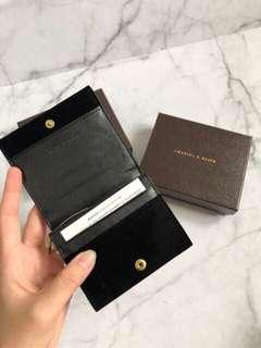 NEW ARRIVAL Dompet Charles & Keith Galaxy Card Holder.