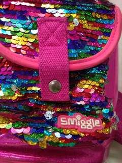 SMIGGLE REVERSABLE SEQUENCE BAG