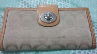 Original COACH wallet