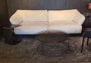 Genuine Leather Sofa Imported