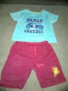 Shirt & Pants