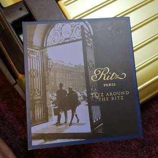 Ritz Paris Jazz around Album audiophile