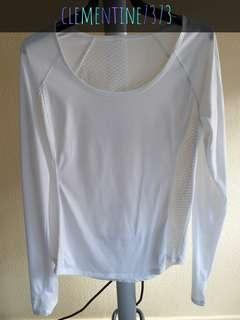 Under Armour Top - White