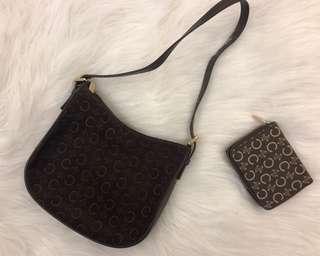 Celine手提包+錢包