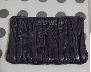 Miu miu card holder