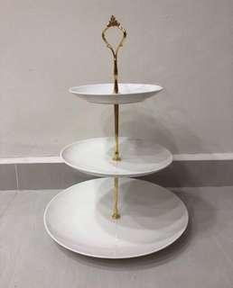 Dessert Stand (3 Tier)