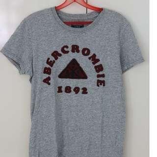 Men's Cloth ( Abercrombie & Fitch T-Shirt )