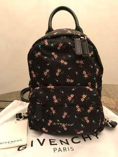 GIVENCHY mini floral backpack