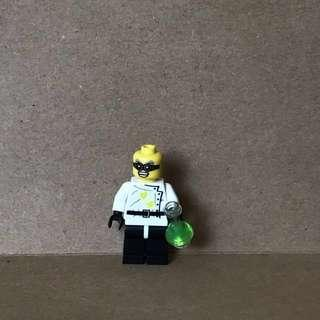 LEGO 8804 Crazy Scientist Minifigures