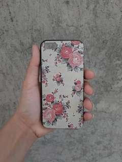 Iphone 5 5g 5s Floral Case
