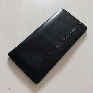 SEED Leather Long Wallet