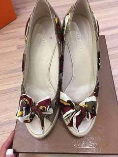 🚚 Gucci platform 高跟鞋
