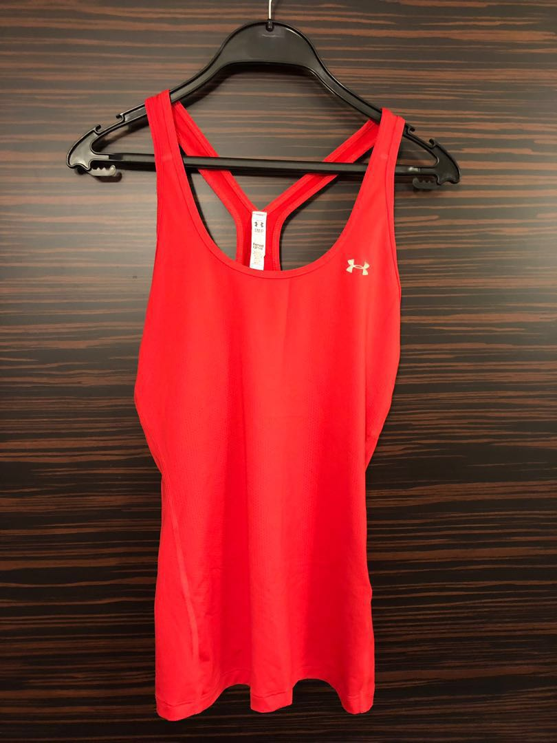 bd0b73466  450➡  85 Under Armour Coral Tank Top