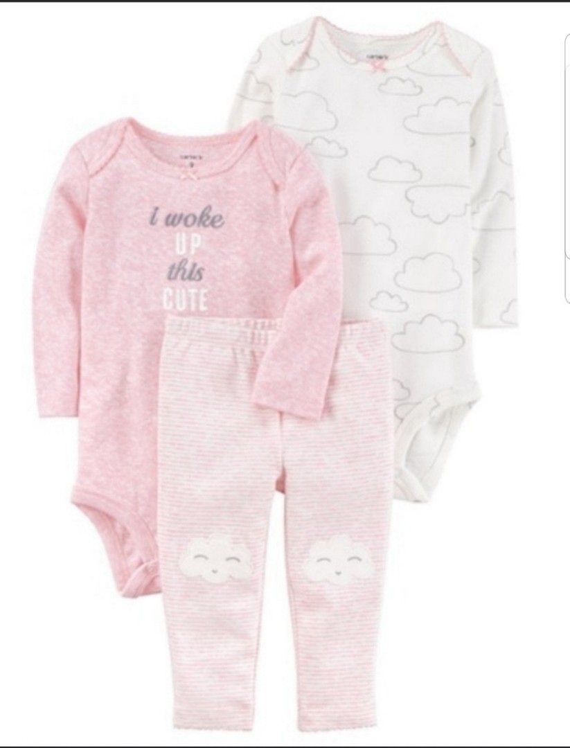 2de7b56ed5b 6M  BN Carter s 3-Piece Little Character Set For Baby Girl