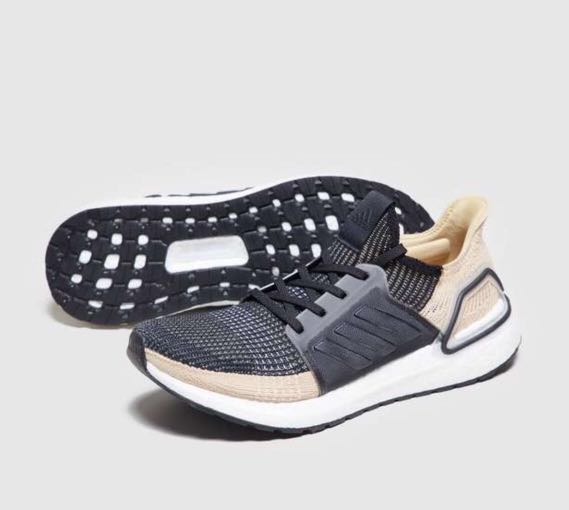 "81eeb1e14152e7 Adidas Ultra Boost 19 ""Clear Brown"" Colorway"