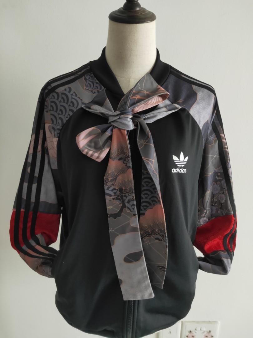 51f1ecbfe6cb Adidas x Rita Ora Kimono Track Top