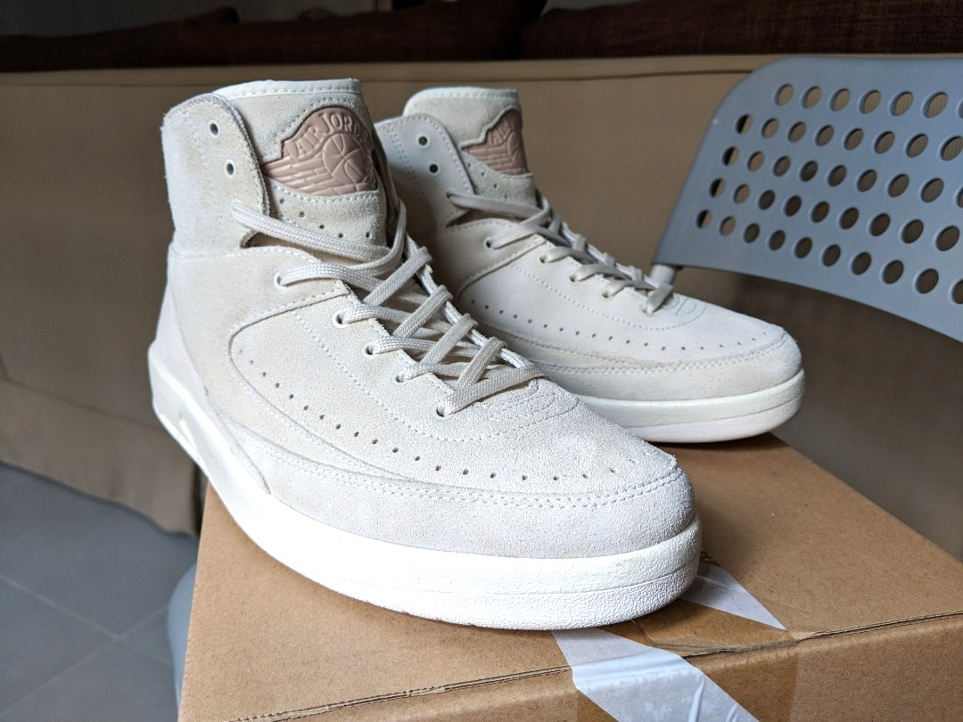 cd2ace1de72b Air Jordan 2 Deconstructed