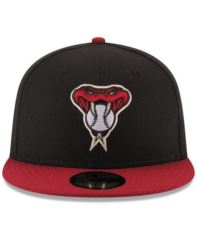 6dd0c771f166a Arizona Diamondbacks 59/50 Fitted Hat, Men's Fashion, Accessories ...