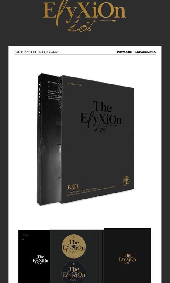 [ARRIVING] EXO PLANET #4–The EℓyXiOn [dot]–[Live + Photobook] by EXO