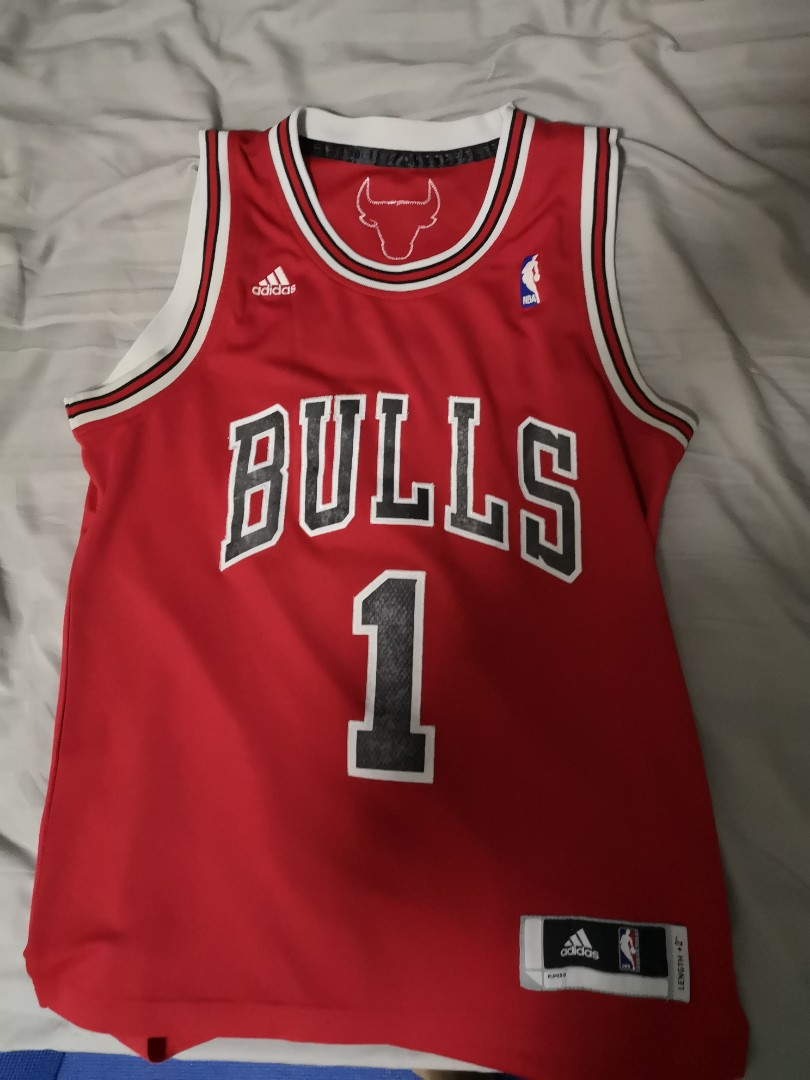 detailed look 1c521 6a720 d rose jersey authentic