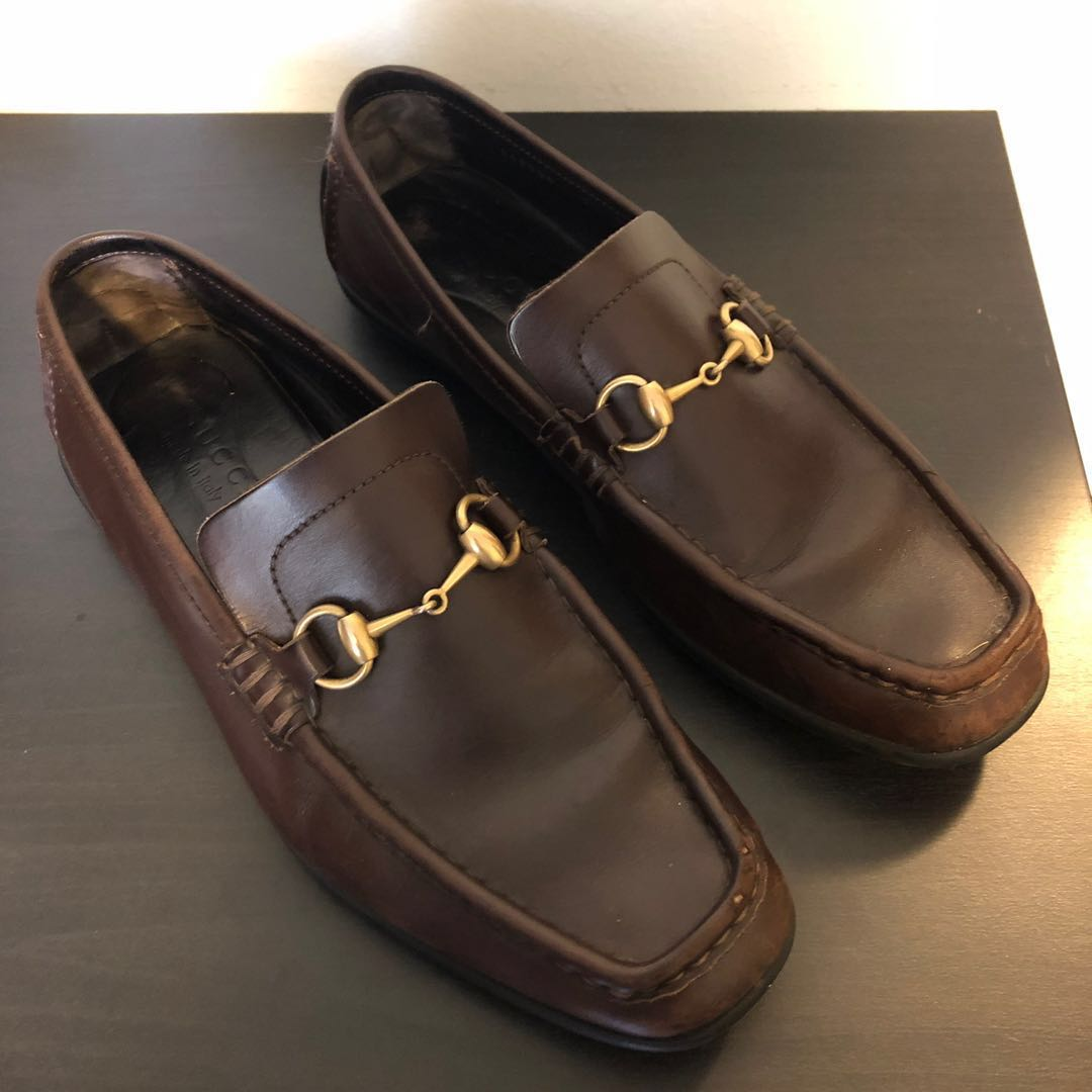 37258e62f15 Authentic Pre-loved Gucci Loafers