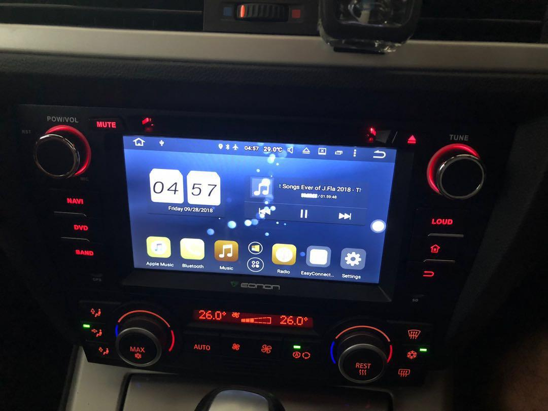 BMW E90 320i Android Car Stereo, Car Accessories