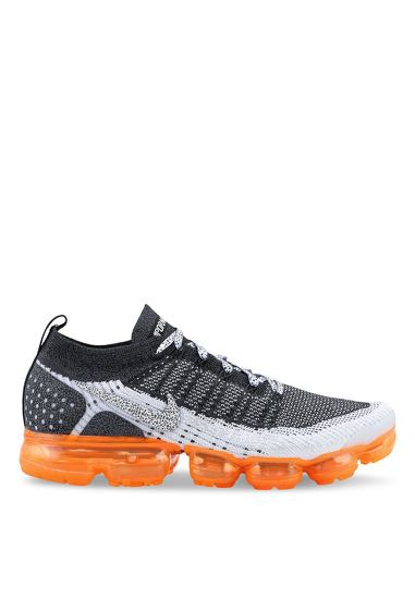 online store d8b36 3194c BNIB NIKE Air VaporMax Flyknit 2 Safari Shoes in Total Orang