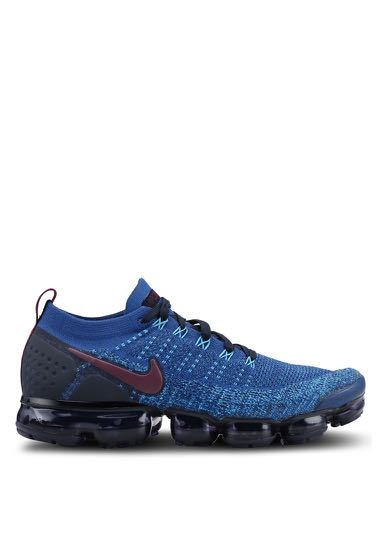 new arrival 2a354 44691 BNIB NIKE Mens Air Vapormax Flyknit 2 Shoes in Gym Blue, Men